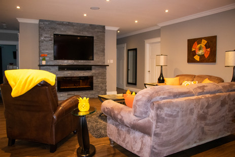 Common area - living room / home theater