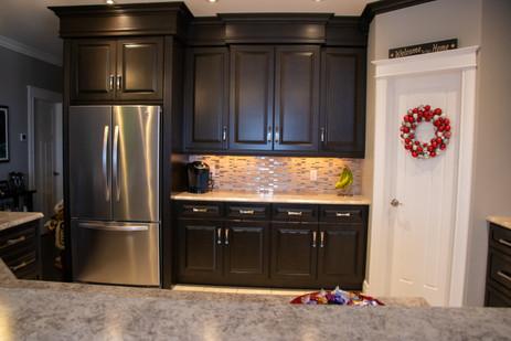 Common area - upstairs kitchen