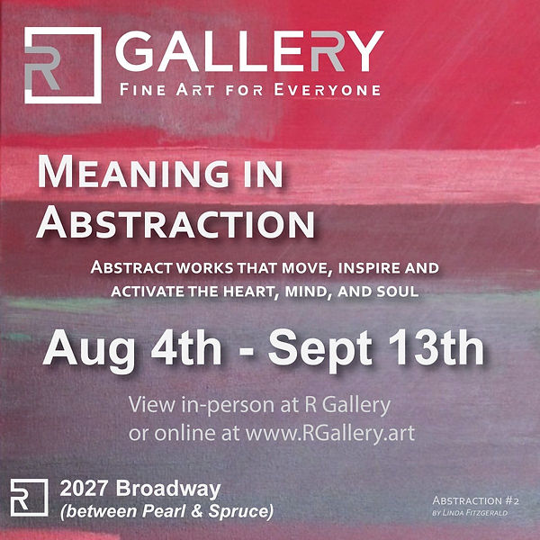 R Gallery Meaning In Abstraction