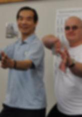 Andrew Hardwick & Dr Paul Lam
