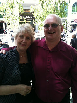 Andy with Joane Goulding 19Nov12.jpg