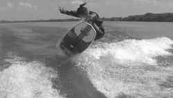 長良川 ウェイクサーフィン 1