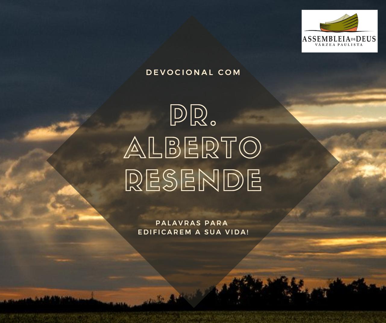 PR. ALBERTO RESENDE