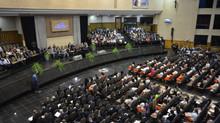 Ação de Graças Pastor Alberto Resende