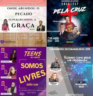 Congressos ADVARZEA 2019