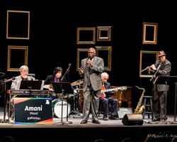 Amani at The Bickford Theater