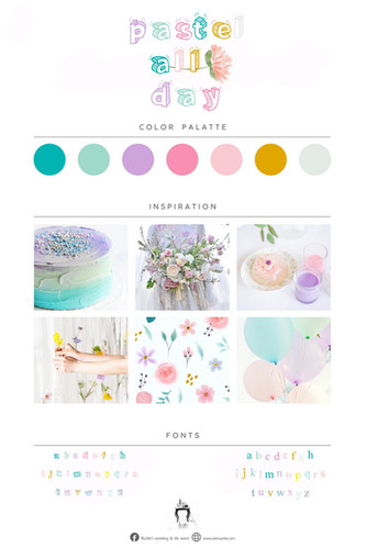 Pastel all day