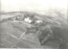 Vista aerea bastioni Villa Santa Brigida