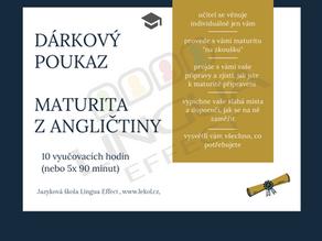 Individuální kurz - příprava k maturitě 2021