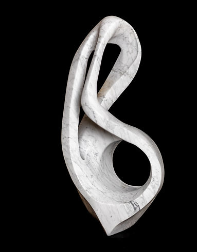 Scott Gentry_CONTINUUM_white Carrara mar