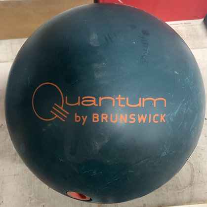 15LB Brunswick Quantum Forest Green