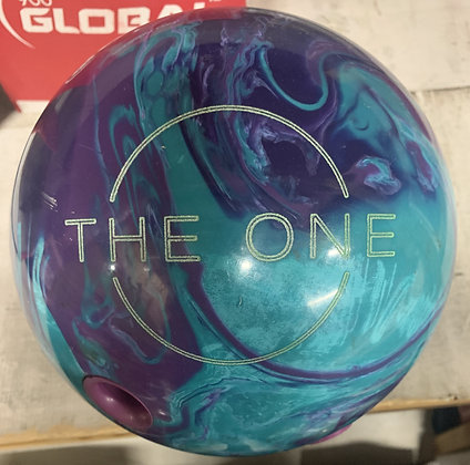 14LB Ebonite The One (2013 Remake)