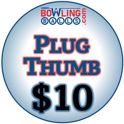 Plug Thumb