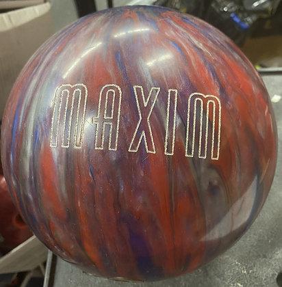 12LB Ebonite Maxim - Red/White/Blue