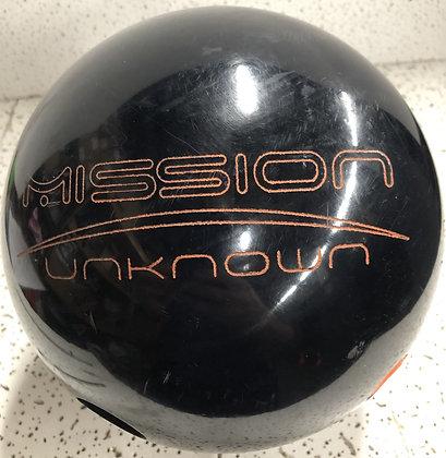 15LB Ebonite Mission Unknown
