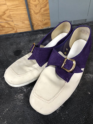 Size 9 Women's Brunswick Retro Bowling Shoe