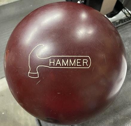 15LB Hammer Faball Burgandy
