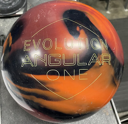 15LB Ebonite Evolution Angular One