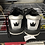 Thumbnail: Size 5M/6.5W Unisex Brunswick Black/Silver