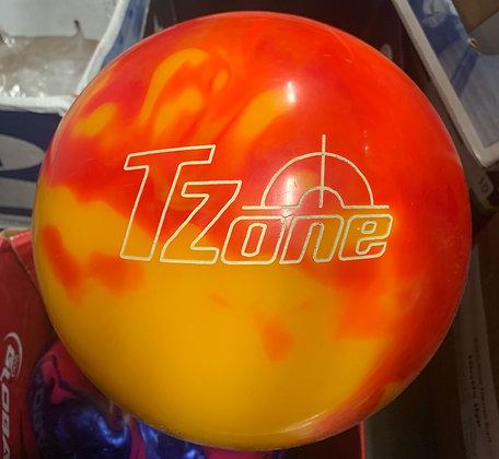 16LB Brunswick T-Zone Hot Lava