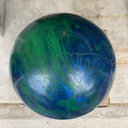 15LB Columbia 300 Scout Reactive (Blue/Green)