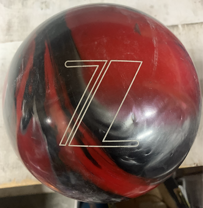 12LB Elite Z Black/Red/Silver