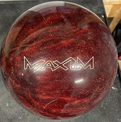 16LB Ebonite Maxim Red