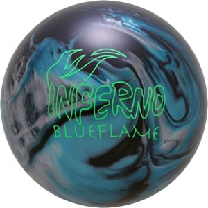 15LB Brunswick Inferno Blue Flame
