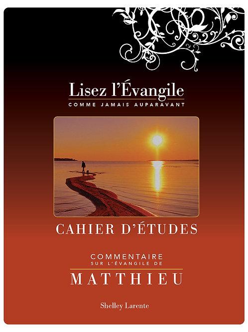 Cahier D'Études PDF