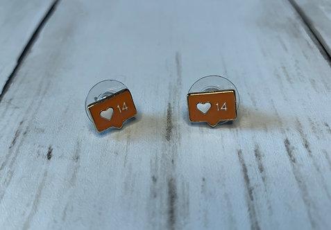 Social Media Earrings