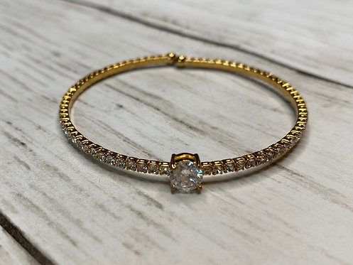 Rhinestone Stackable Bracelet