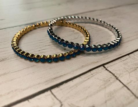 Gem Stackable Bracelet
