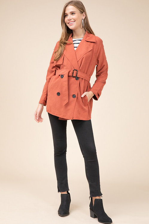 Stacey Trench Coat