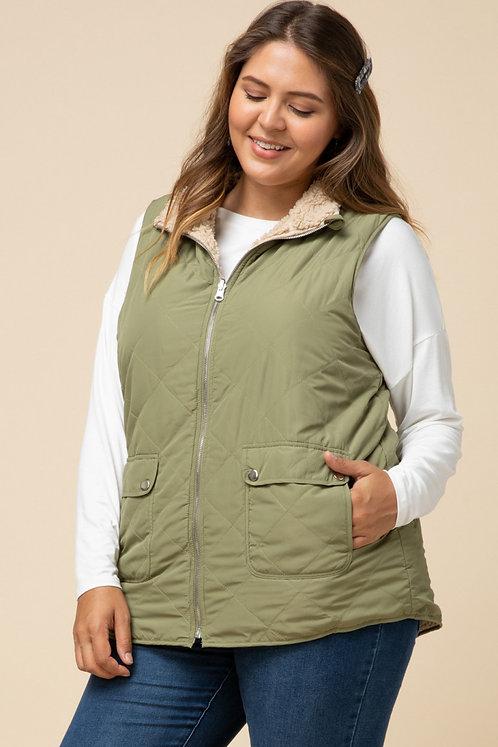 Andora Puffer Vest