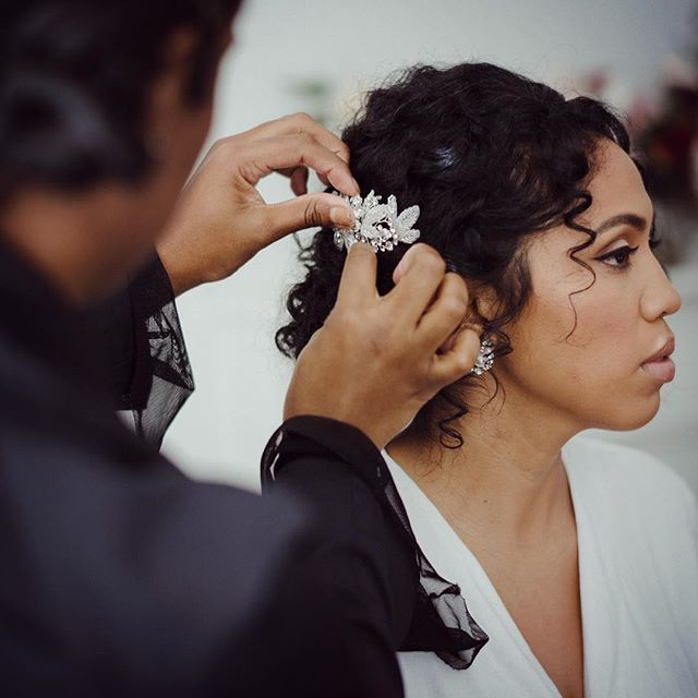 The new standard is the #NOLABeautyBride