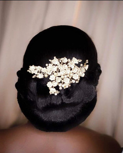 The Première Wedding Hairstylist of New