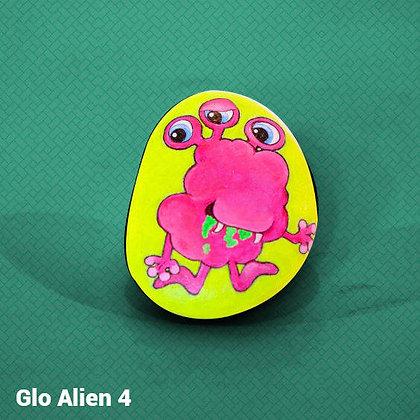 Glo Alien Pot Plant Pets Kit