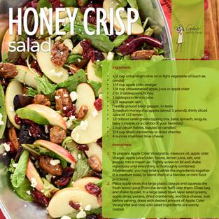 Honeycrisp Salad