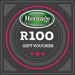 R100  Heritage Voucher