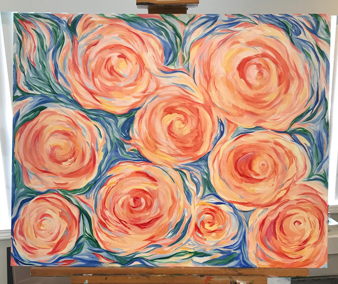 Unraveling Roses