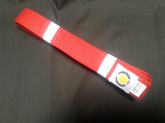 Belt: Red