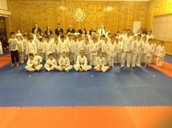 White - Orange white belt