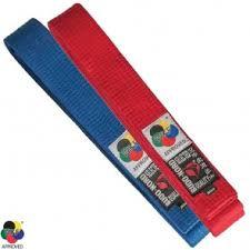 Budo Nord WKF approved belts