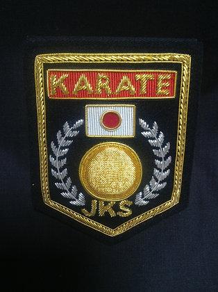 JKS Blazer Badges