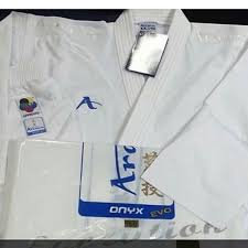 Arawaza Onyx Evolution WKF approved kumite gi