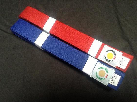 Belts: WKF