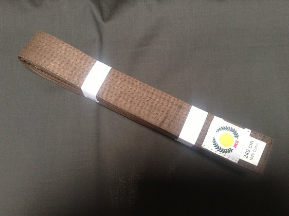 Belt: Brown