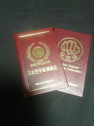 Licence/Grading Books