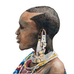 Maasai Portrait