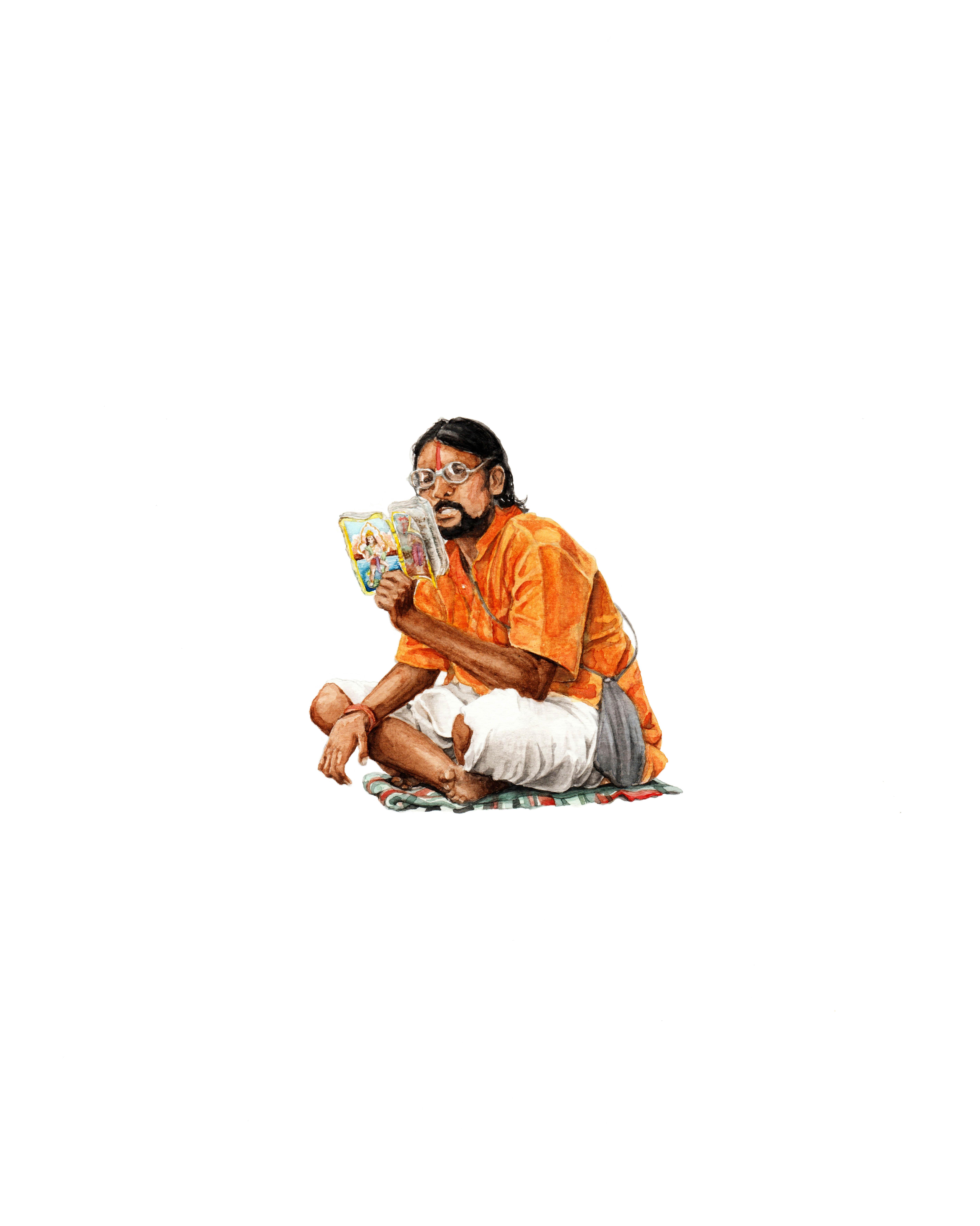 Orange Reader